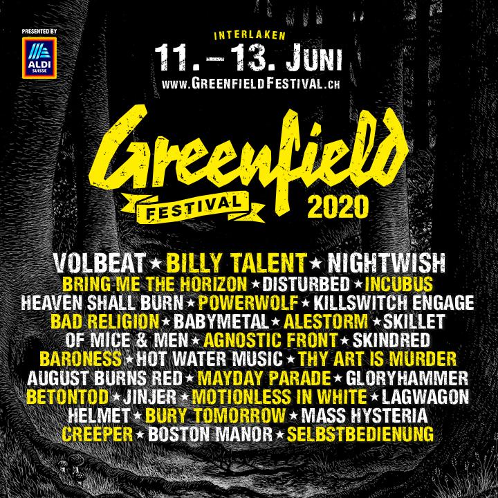 Bildergebnis für greenfield festival 2020