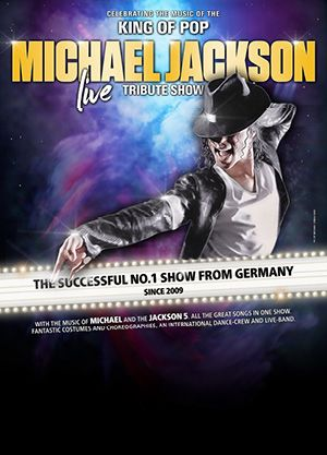 Michael Jackson Tribute Show 2018