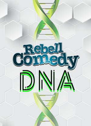 RebellComedy - DNA Tour 2020