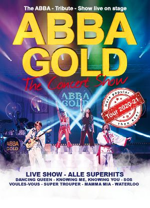 ABBA GOLD – the concert show 2021