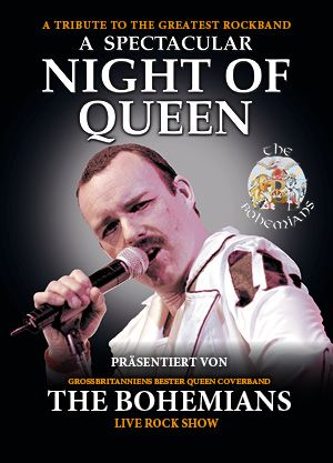A Spectacular Night Of Queen 2021