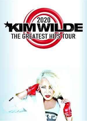 Kim Wilde - The Greatest Hits Tour 2020