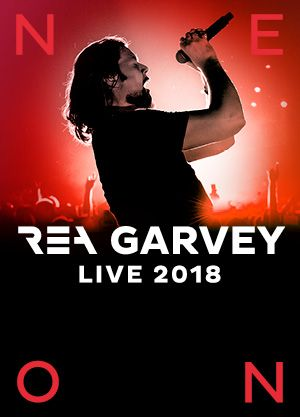 Rea Garvey - Neon Tour 2018