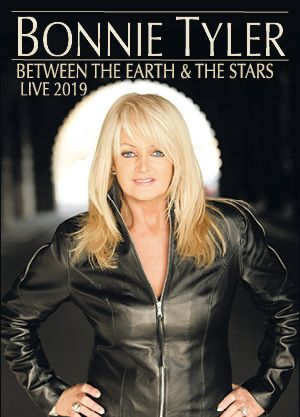 Bonnie Tyler - Between The Earth & The Stars