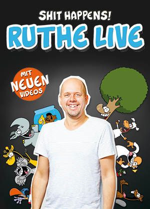 Ralph Ruthe Live! - Shit Happens